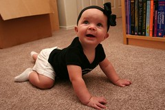 Almost Crawling!