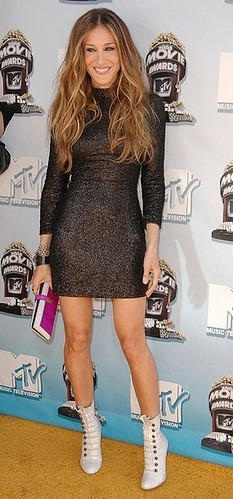 Sarah Jessica Parker Mtv movie 2008
