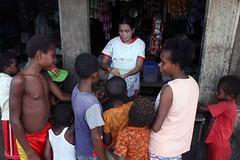 Beneraf village (Mangiwau) Tags: new west shop guinea store village kampung papua kampong trade nouvelle melayu manusia toko warung irja guinee sarmi irian papouasie kribo irianese beneraf