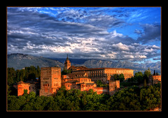 Alhambra hdr (anthonyguinness) Tags: spain alhambra granada hdr platinumphoto anawesomeshot colourartaward flickrlovers toisndeoro anthonyguinness mygearandme mygearandmepremium mygearandmebronze mygearandmesilver mygearandmegold