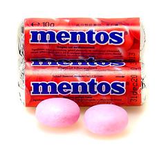 Mentos Minis - Strawberry