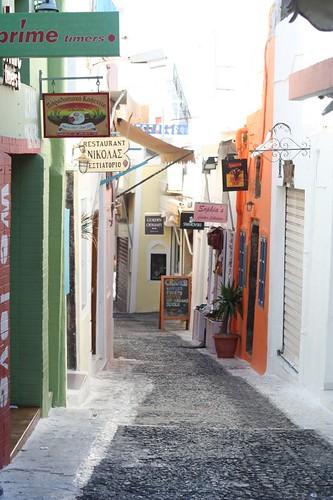 靜謐的小巷