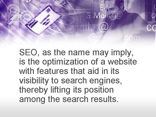 Search Engine Optimization - An OverviewSlide3 by doggy00123