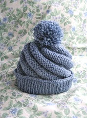 Ravelry Swirled Ski Cap Pattern By Caps For Kids