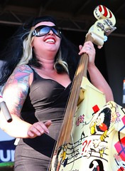 Horrorpops -  Patricia Day (Kevin Baldes) Tags: punk warpedtour horrorpops normajean reelbigfish againstme concertphotos storyoftheyear everytimeidie angelsandairwaves