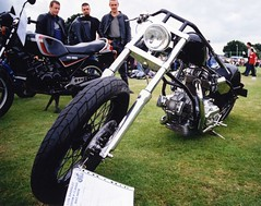 Ducati Motorbike Custom Chopper 2 Barnsley Custom & Classic Bike Show (Steve Greaves) Tags: black classic bike cool chopper ride transport machine duke motorbike motorcycle vehicle biker custom ducati bikers riders motorcyclists customised enthusiasts shawlane cricketground barnsleybikeshow