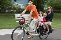 Pereira longtail (EthanPDX) Tags: bike bicycle oregon portland longtail pereira overlookpark transportland