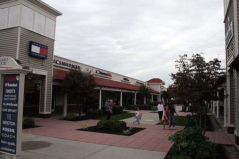 Wrentham Village Premium Outlets