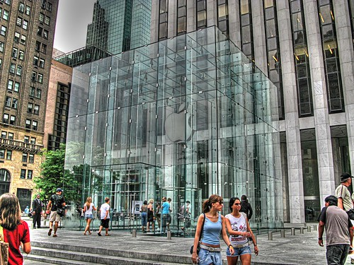 Apple Store HDR