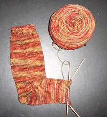 Jknits - Reno sock