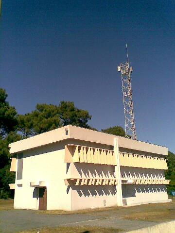 Central téléphonique du Moutchic