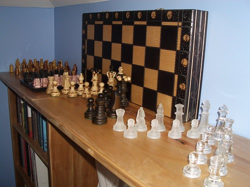 Chess collection overview 1