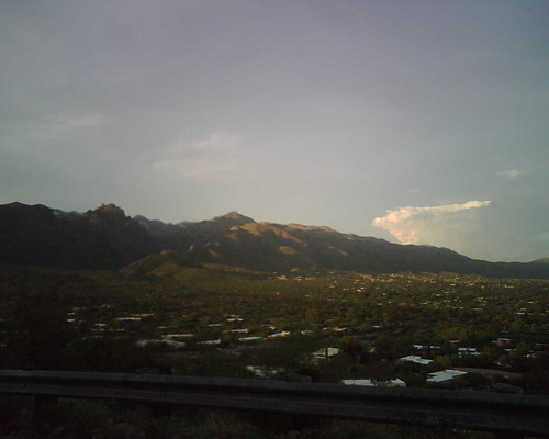 Tucson in Summer