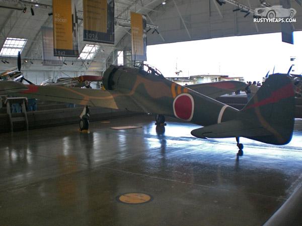 Nakajima Ki-43 Hayabusa Oscar