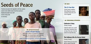 LRA Conflict North Uganda