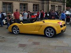 Lamborghini Gallardo Spyder - 2006 (imagetaker!) Tags: england photographer bradford wheels transport spyder rides autos lamborghini classiccars automobiles sportscars supercars carphotos fastcars carphotography hotcars classicvehicles motorvehicles italiancars lamborghinigallardo europeancars yellowcars classicautomobiles carpictures classicautos gallardospyder lamborghinigallardospyder ukcars peterbarker lamborghinispyder carimages transportimages imagetaker1 petebarker imagetaker carphotographs excoticcars transportphotography britishclassiccars classicmotors bradfordclassiccarshow carsuk speedmachines cooltransportphotos motorcarphotos motorcarimages oldcarsphotography googlecarphotos lamborghinigallardospyder2006 flickrcarphotos photosofcars transportphotos picturesofcars aolcarphotos yahoocarphotos quickcars englishclassictransport englishclassiccarshows gallardosupercars englishcarshows britishtransportimages motorimages transportpictures europeanclassiccars carsof2006 photographsofcars picturesofmotorcars transportrallys