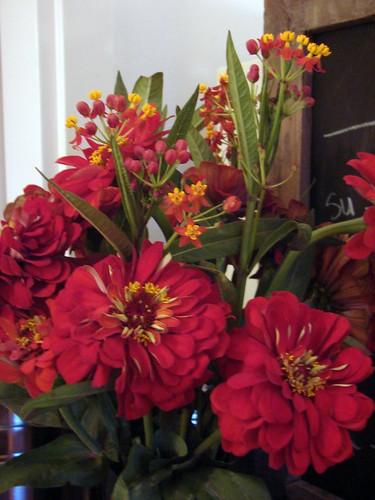 weekly fleurs