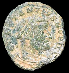 Roman Coin Find August 2008