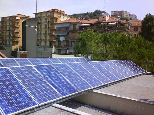 Fotovoltaico - foto di Puntin1969