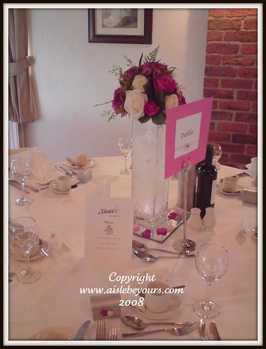 2769877107 9fcb91971c d Baú de idéias: Decoração de casamento rosa I