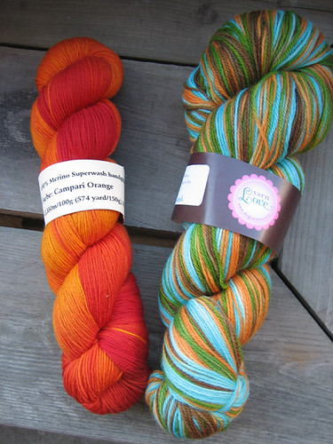 Loopy Prize yarn