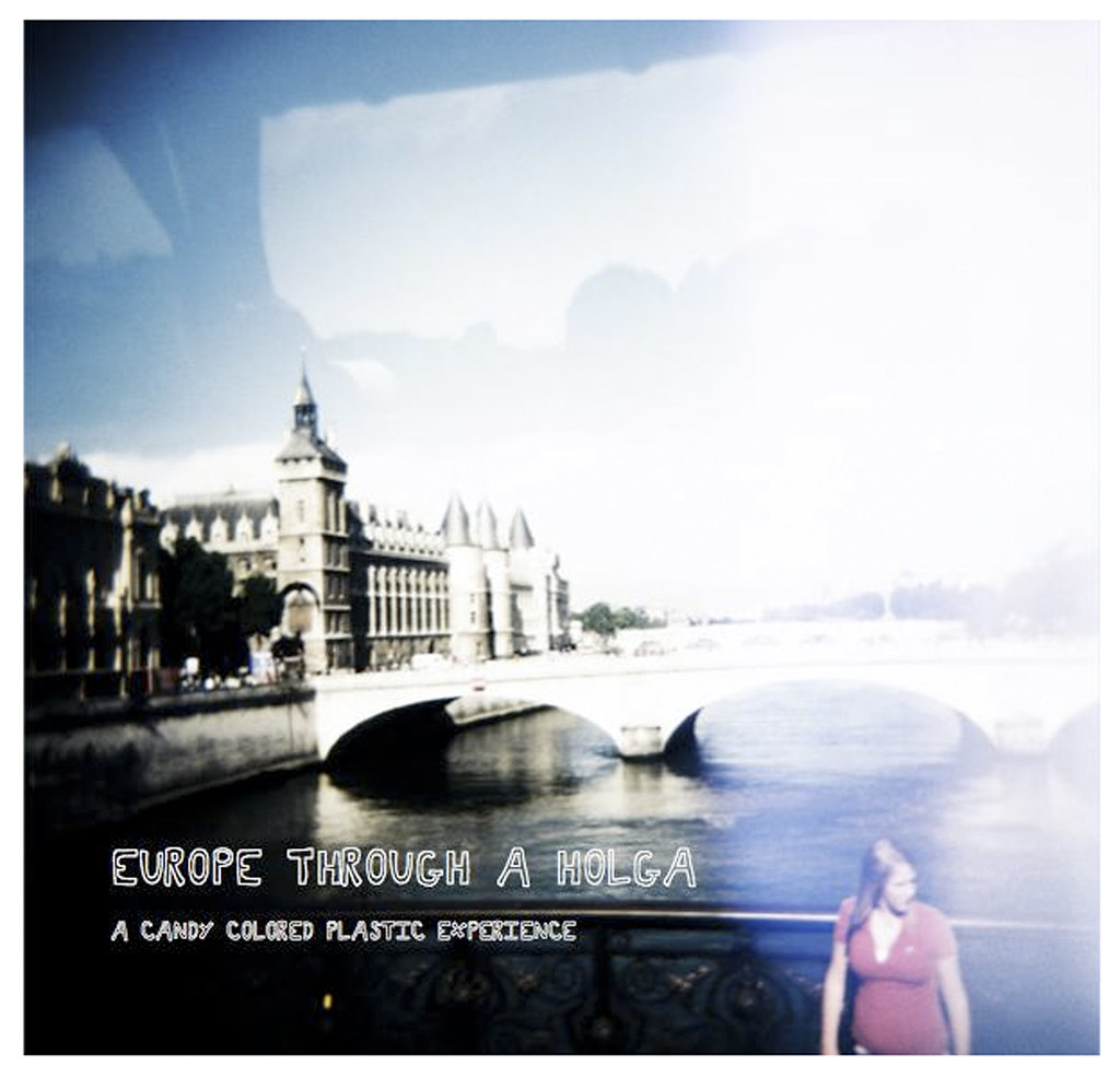 Europe through a Holga (Cover)