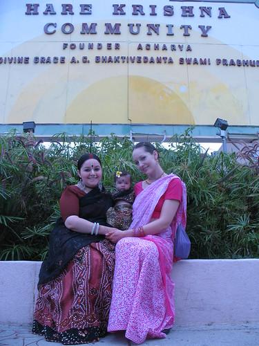 Krishna Mangala, Visakha Anjali, Bhaktine Angela