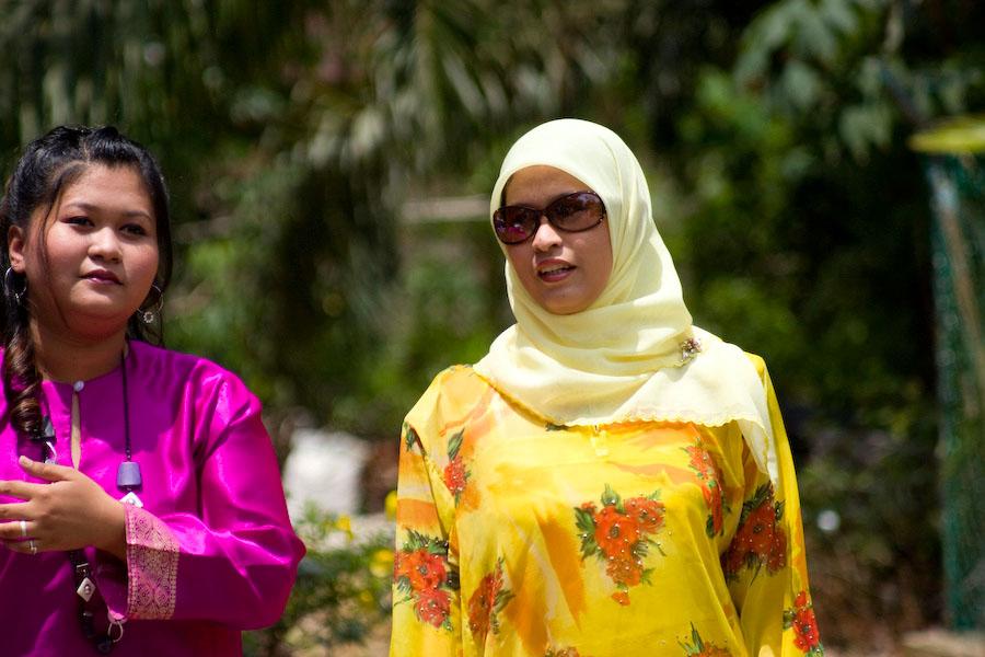 Perempuan Melayu Terawal?