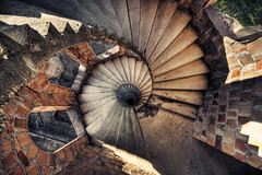 (5y12u3k) Tags: castle abandoned stairs spiral poland unfinished hdr photomatix kaszuby 6xp pomorskie 5y12u3k lapalice sylwekeu