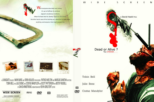 Saw V 2008 (03) [my Cover Design]