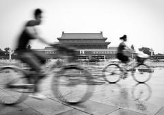 Always looking at you.. (davidfattibene) Tags: china urban bw cityscape beijing lifestyle bnvitadistrada bncitt