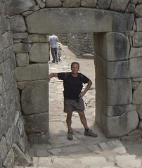 David @ Machu Picchu