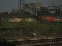 Reak ER - Avea AS - Dorps (Tatty Seaside Town) Tags: train graffiti er graf royalmail scraps freight wembley avea dorps reak as tattyseasidetown