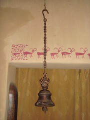 temple bell (tango 48) Tags: pakistan temple god gods hindu islamabad