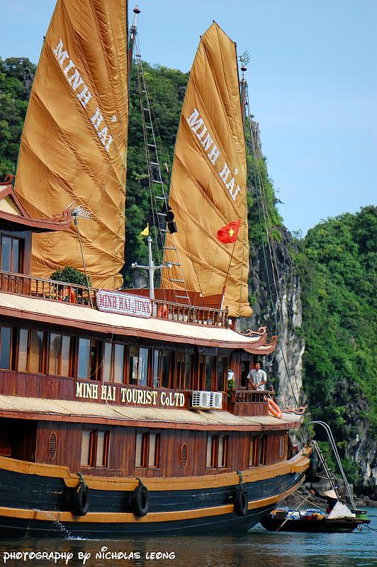 Halong Bay - Vietnam 2831623177_652285b21d_o