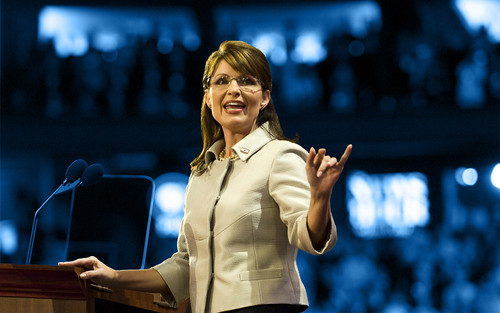 sarah palin wallpaper