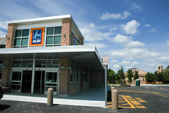 Aldi in Sanford Florida