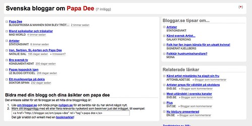 Bloggar.se