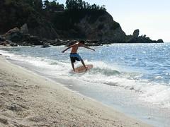 Calabria 2008 (IronF) Tags: calabria skimboard zambrone