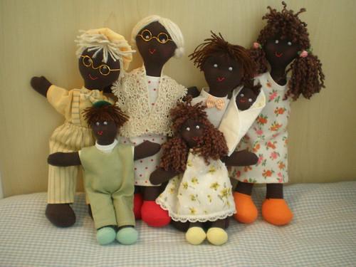 Familia Negra zip zap
