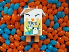 Scrooge McMoo! (KayVee.INC) Tags: blue orange swim cow milk beans rice scrooge moo