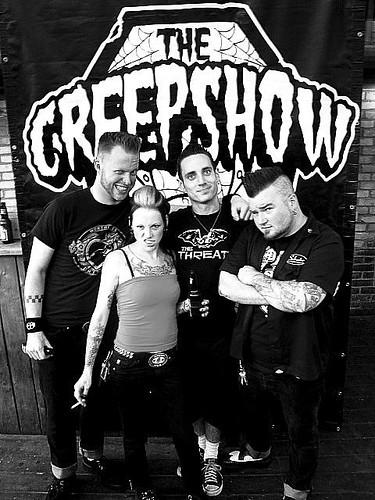 psychobilly, zombie, creepshow, kset, zagreb, koncert