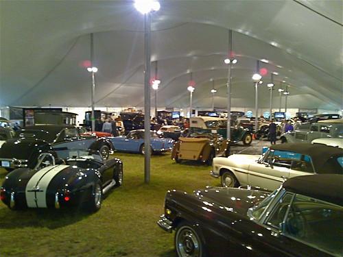 Bonhams Important Motorcars Auction