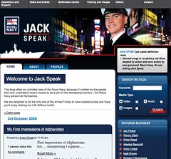Jack Speak | Royal Navy blog