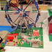 Brickfair 2008 Mini-Fig Ferris Wheel Linda Schamus