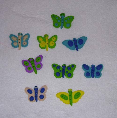 borboletas grandes