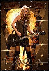 Picture to burn // Taylor Swift (FrankyI'm Back) Tags: new old pink music sexy texture photoshop truck fire video fireworks guitar spears circus album cd picture pickup burn taylor match swift redneck lying britney heartbreak upcoming fearless pnk womanizer sutpid