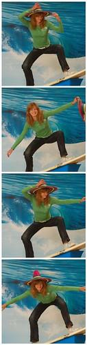 Surfing An