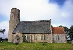 All Saints church Edingthorpe Norfolk