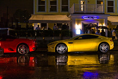 miami beach (miami fever) Tags: reflection public rain miamibeach ferrarif430 greatesthits astonmartinvantage prime112 primeonetwelve